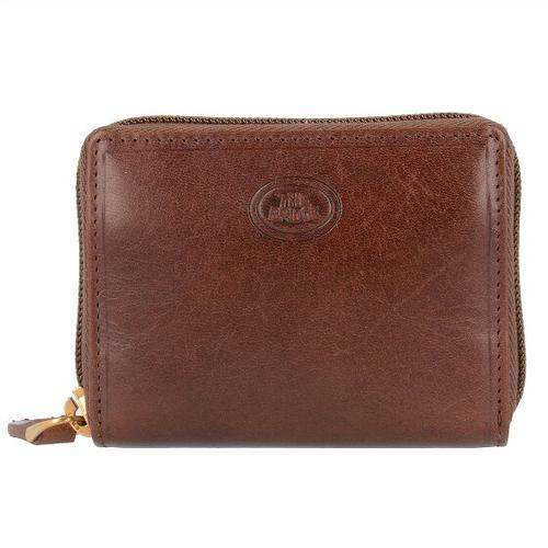 The Bridge Story Uomo Kreditkartenetui Leder 11 cm brown