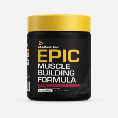 Dedicated Nutrition Formule pré-workout sans caféine EPIC V2