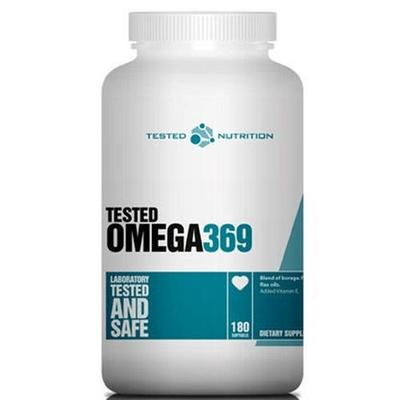 Tested Nutrition Tested Omega-3-6-9