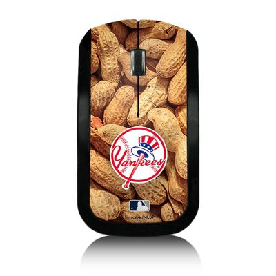 """New York Yankees Peanuts Wireless USB Mouse"""