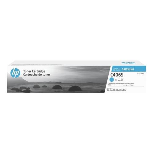 Toner »CLT-C406S/ELS« blau, Samsung