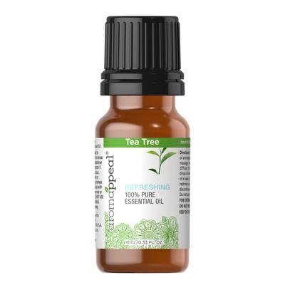 Aromappeal Tea Tree 100% Pure Essential Oil-10 ml Oil