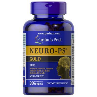 Puritan's Pride NEURO-PS GOLD-90 Softgels