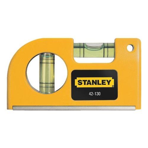 Taschen-Wasserwaage, STANLEY, 8.4 cm