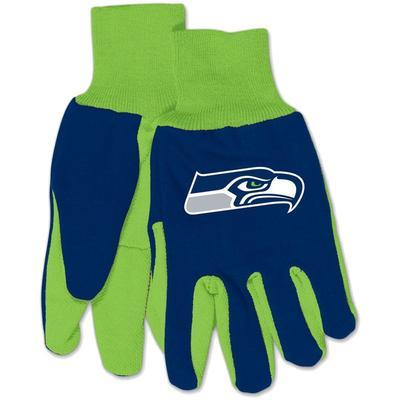 """WinCraft Seattle Seahawks Utility Gloves"""