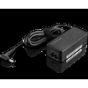Lenovo 45W Round Tip Adapter The Lenovo 45W Round Tip Adapter provides power whenever and wherever you need it. Keep one in the office, one at home and another in your carrying case for convenient access to power. Just plug it into an available outlet to deliver AC power to...