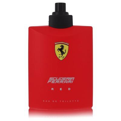 Ferrari Scuderia Red For Men By Ferrari Eau De Toilette Spray (tester) 4.2 Oz