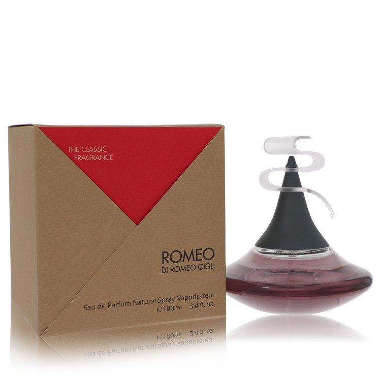 Romeo Gigli For Women By Romeo Gigli Eau De Parfum Spray 3.4 Oz