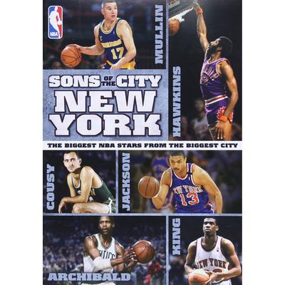 """""""NBA Sons of the City: New York DVD"""""""