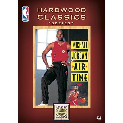 """Michael Jordan Chicago Bulls Hardwood Classics: Air Time DVD"""