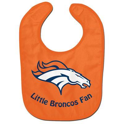 Infant Denver Broncos WinCraft Lil Fan All Pro Baby Bib