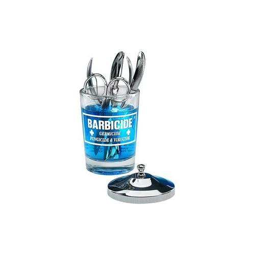 King Research Reinigungszubehör Desinfektionsmittel Barbicide Desinfektionsglas Ohne Werkzeuge und Desinfektionsmittel 621 ml