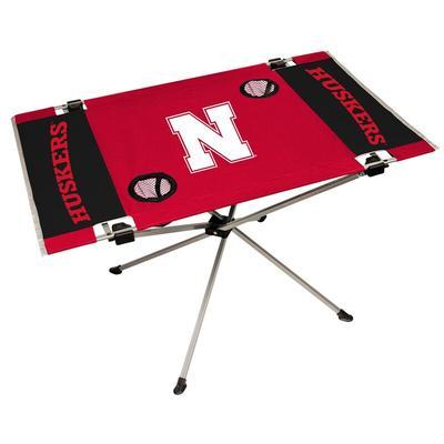 Nebraska Huskers End Zone Table