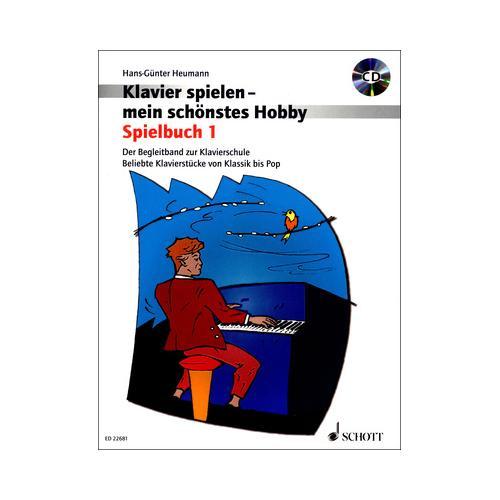 Schott Klavier Hobby Spielbuch 1
