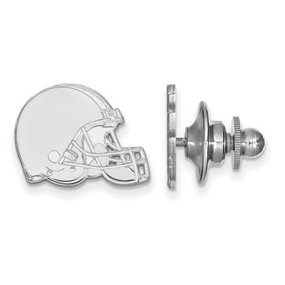 Cleveland Browns Sterling Silver Logo Lapel Pin