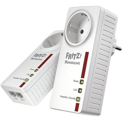 »FRITZ!Powerline 1220E Set« weiß...