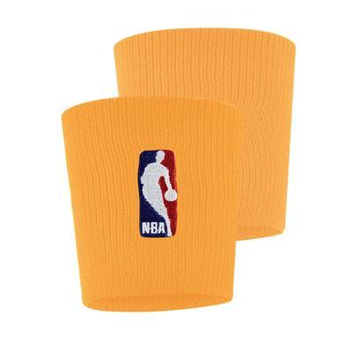 """Nike Gold NBA Wristbands"""