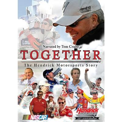 NASCAR Media Group Together: The Hendrick Motorsports Story Narrated by Tom Cruise
