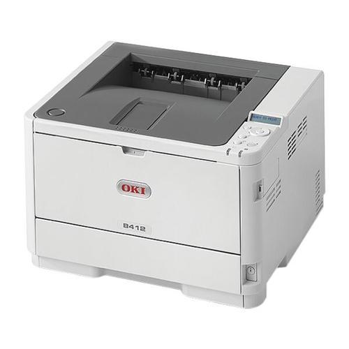 Laserdrucker »B412dn«, OKI, 38.7x24.5x36.4 cm