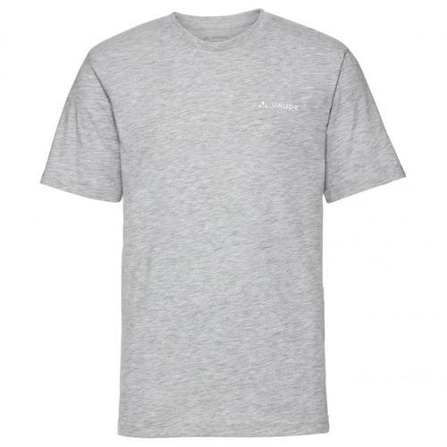 Vaude - Brand Shirt - T-Shirt Gr M grau