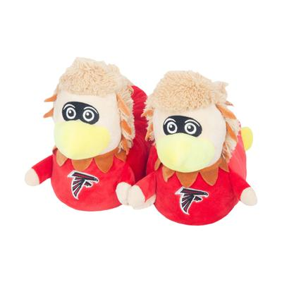 Youth Atlanta Falcons 3D Mascot Slippers