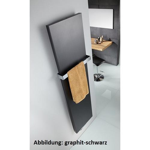 HSK Design-Heizkörper Atelier Line 456 x 1806 mm, Farbe: anthrazit 8474180-anthrazit