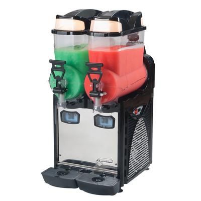 "Eurodib OASIS2 Frozen Drink Machine w/ (2) 2 3/5 gal Bowls, 16""W, 110v"