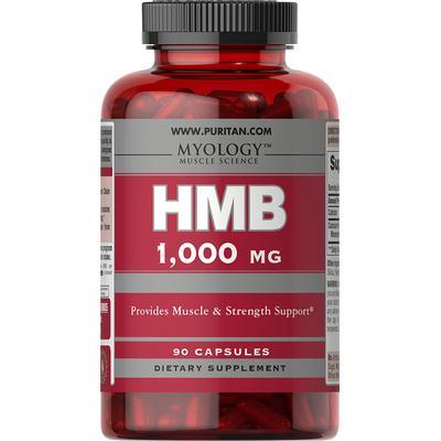 Myology HMB 1000 mg-90 Capsules
