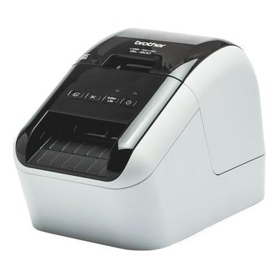 Etikettendrucker »QL-800« weiß, ...