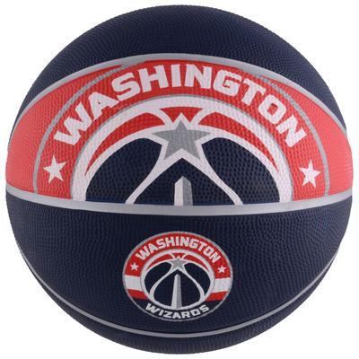 """Washington Wizards Spalding Courtside Team Basketball"""