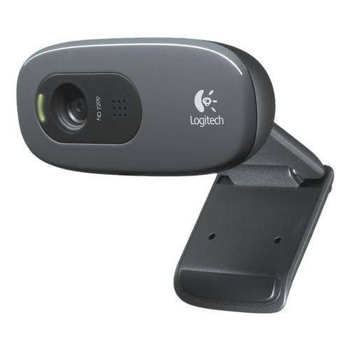 PC-Webcam »HD Webcam C270«, Logitech, 20.95x15.24x7.62 cm