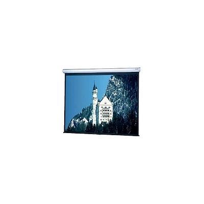 "Da-Lite 92688 Model C Manual Front Projection Screen (58x104"")"