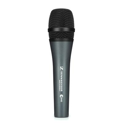 Sennheiser e 845 Supercardioid Dynamic Vocal Microphone