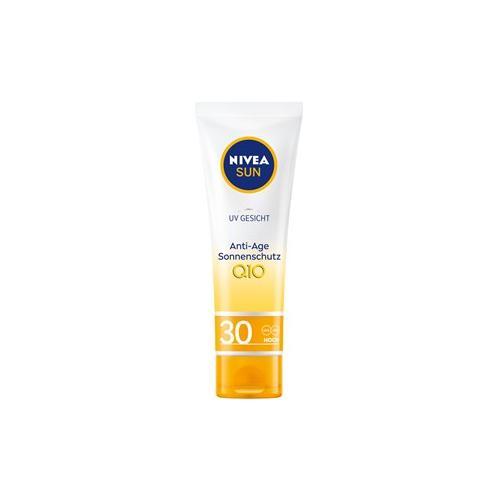 Nivea Sonnenpflege Sonnenschutz Sun UV Gesicht Anti-Age & Anti-Pigmentflecken LSF 30 50 ml