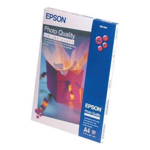 InkJet-Papier »Photo Quality InkJet«, A4 weiß, Epson