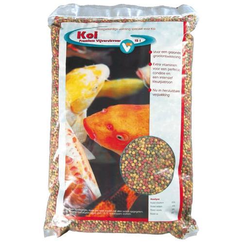Velda VT Koi-Fischfutter Premium 15 L 144450