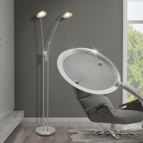 vidaXL Dimmbar LED Stehlampe 10 W