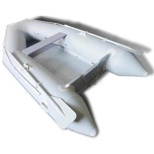 vidaXL Schlauchboot mit 2 Aluminium-Paddel