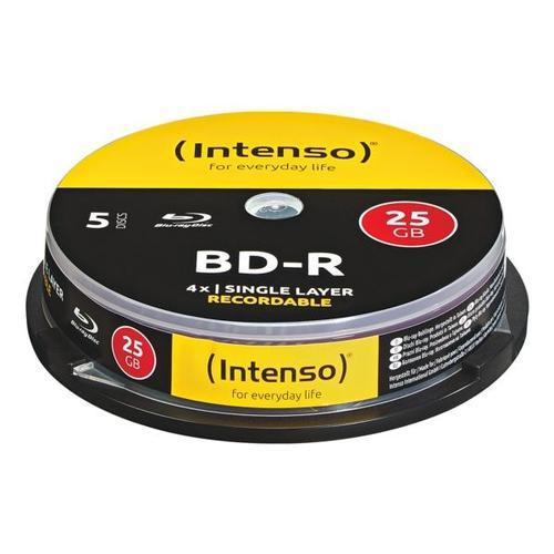 Blu-ray-Rohling »Blu-ray BD-R«, Intenso
