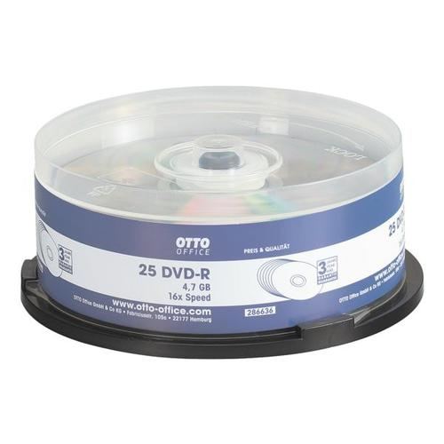 DVD-Rohlinge »DVD-R«, OTTO Office
