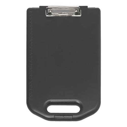Klemmbrett mit Aufbewahrungsfach schwarz, MAUL, 5.3 cm