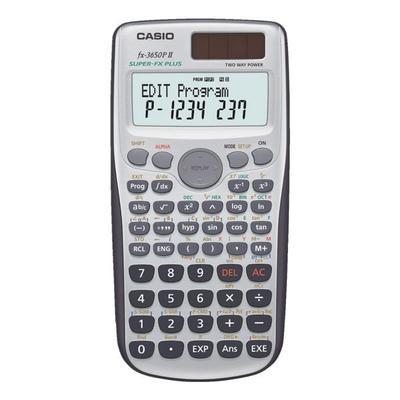 Schulrechner »FX-3650PII « silbe...