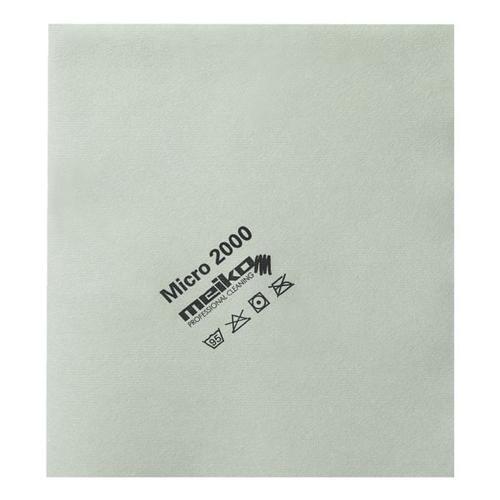 Microfasertuch »micro 2000« grün, Meiko, 45 cm