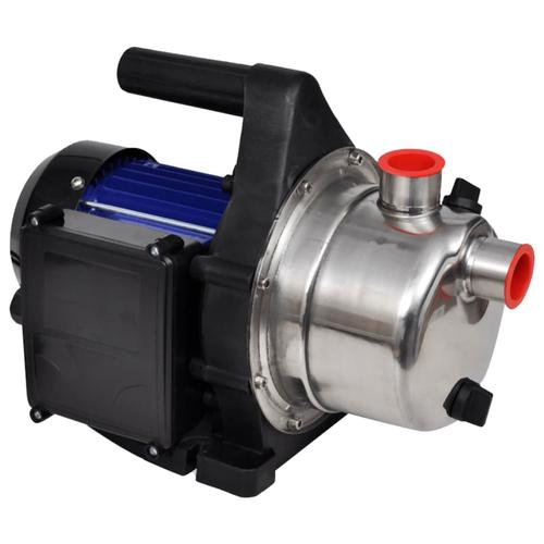 vidaXL Wasserpumpe Tauchpumpe Brunnenpumpe Pumpe 600 W