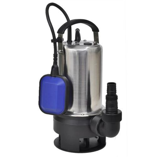 vidaXL Schmutzwassertauchpumpe 1100 W 16500 L / h