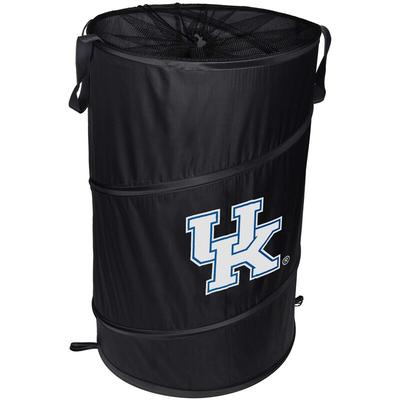 """Kentucky Wildcats Cylinder Pop Up Hamper"""