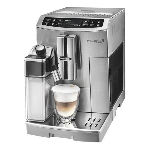 Kaffeevollautomat »ECAM 510.55.M PrimaDonna S Evo« braun, De Longhi, 23.8x35x47 cm