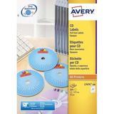 Etiquettes Avery L7676 - pour CD...