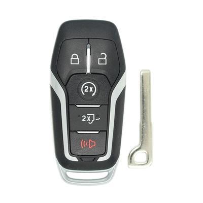 Ford F3LT-15K601-GB OEM 5 Button Key Fob