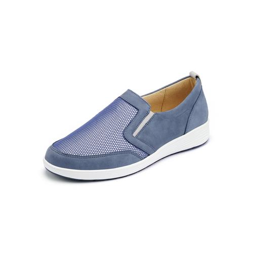 Ganter Damen Ganter-Prophylaxe-Slipper Blau